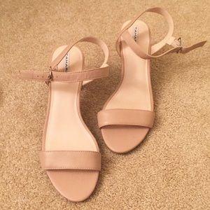 Tahari Ankle-strap Sandals - worn 1x